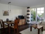 Ferienwohnung Bucheneck: das Wohnzimmer