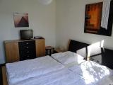 Ferienwohnung Bucheneck: das Schlafzimmer